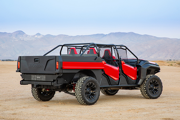 Honda Rugged Open-Air Vehicle Concept: SEMA Show featured image large thumb1