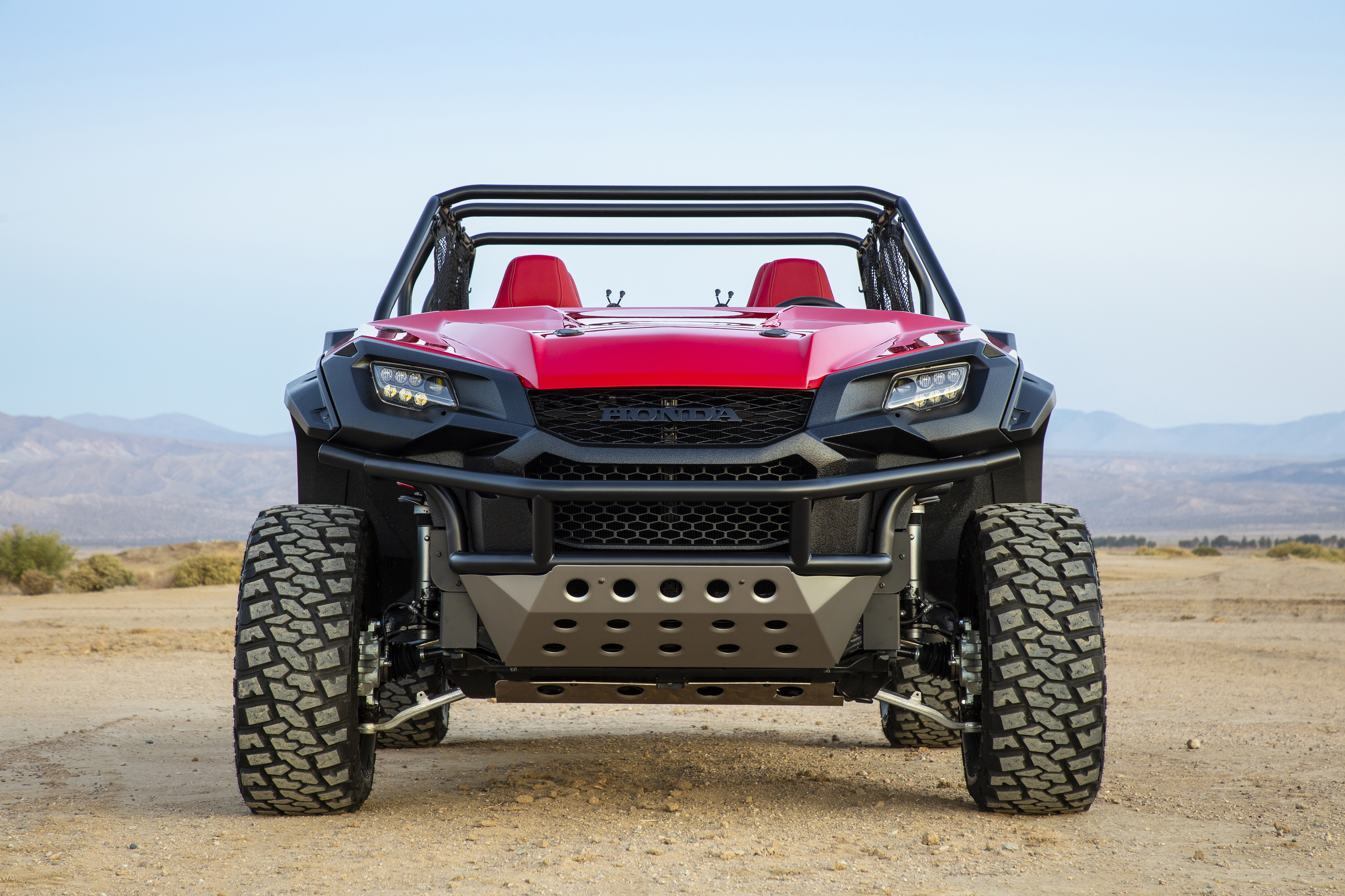Honda Rugged Open-Air Vehicle Concept: SEMA Show featured image large thumb4