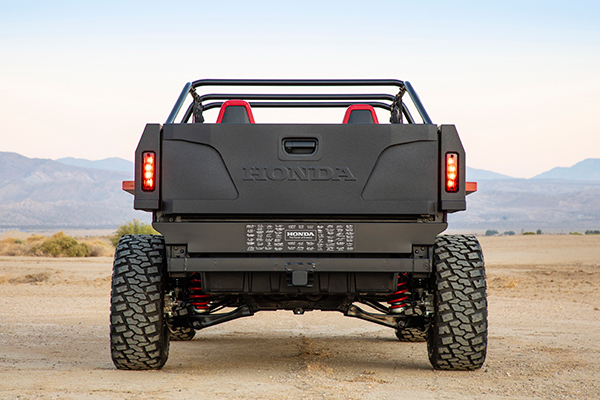 Honda Rugged Open-Air Vehicle Concept: SEMA Show featured image large thumb2