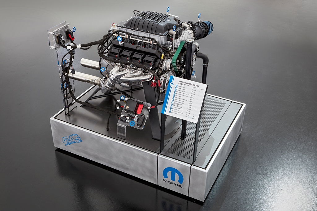 Mopar Hellephant HEMI Crate Engine: SEMA Show featured image large thumb0