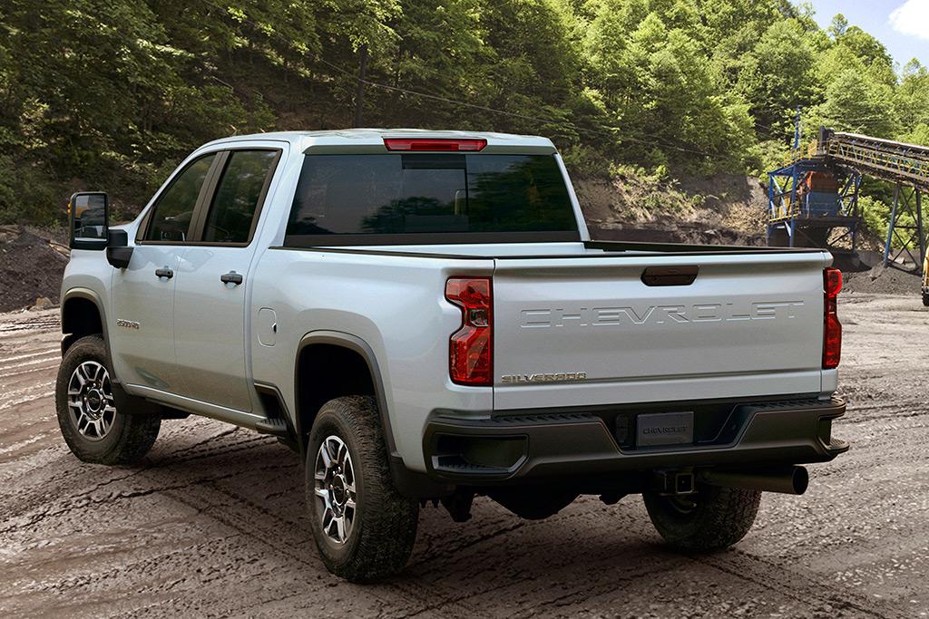 2020 Chevrolet Silverado HD: First Look - Autotrader