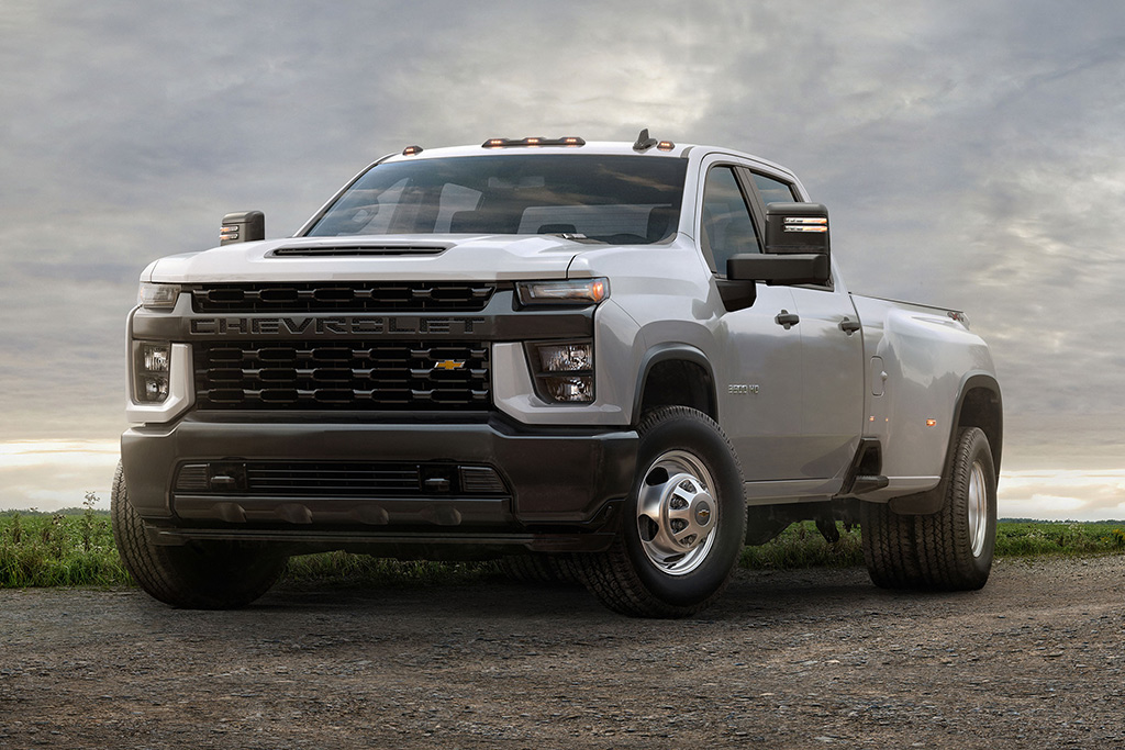 2020 Chevrolet Silverado Hd First Look Autotrader