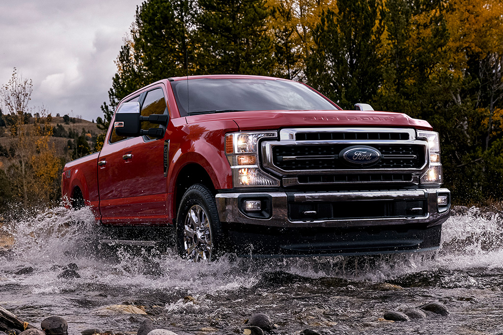 2020 Ford F-Series Super Duty: First Look featured image large thumb1