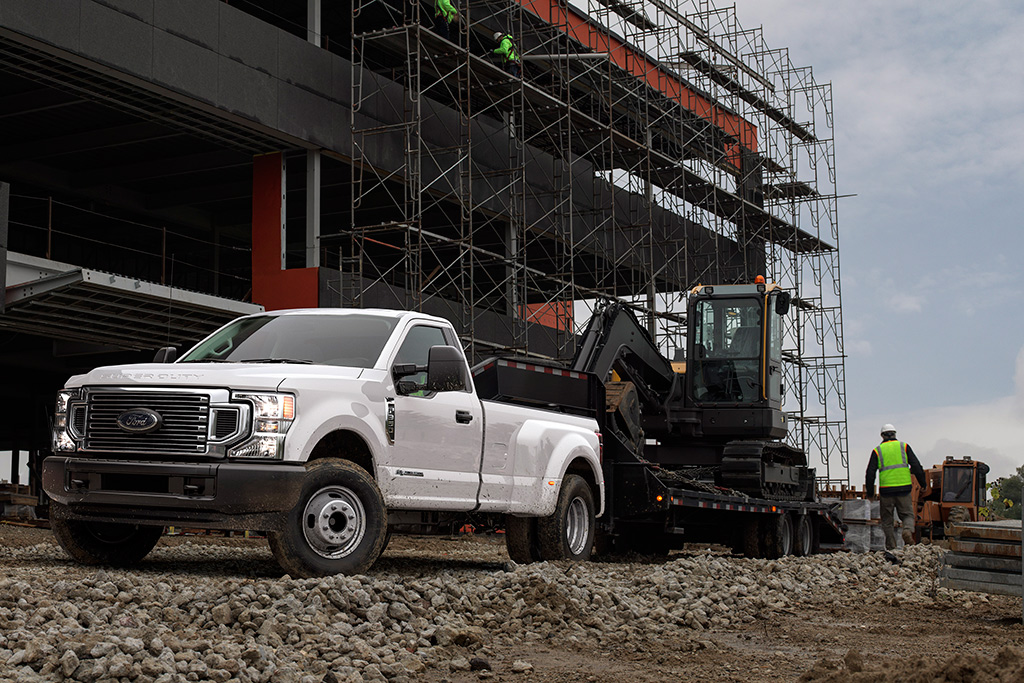 2020 Ford F-Series Super Duty: First Look featured image large thumb2