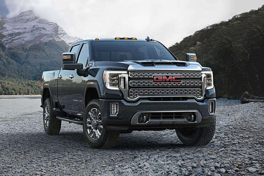 2020 GMC Sierra HD: First Look featured image large thumb4