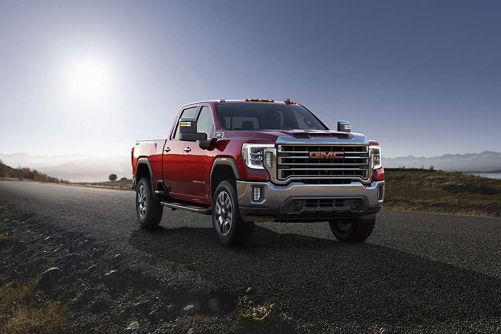 2020 GMC Sierra HD: First Look featured image large thumb1