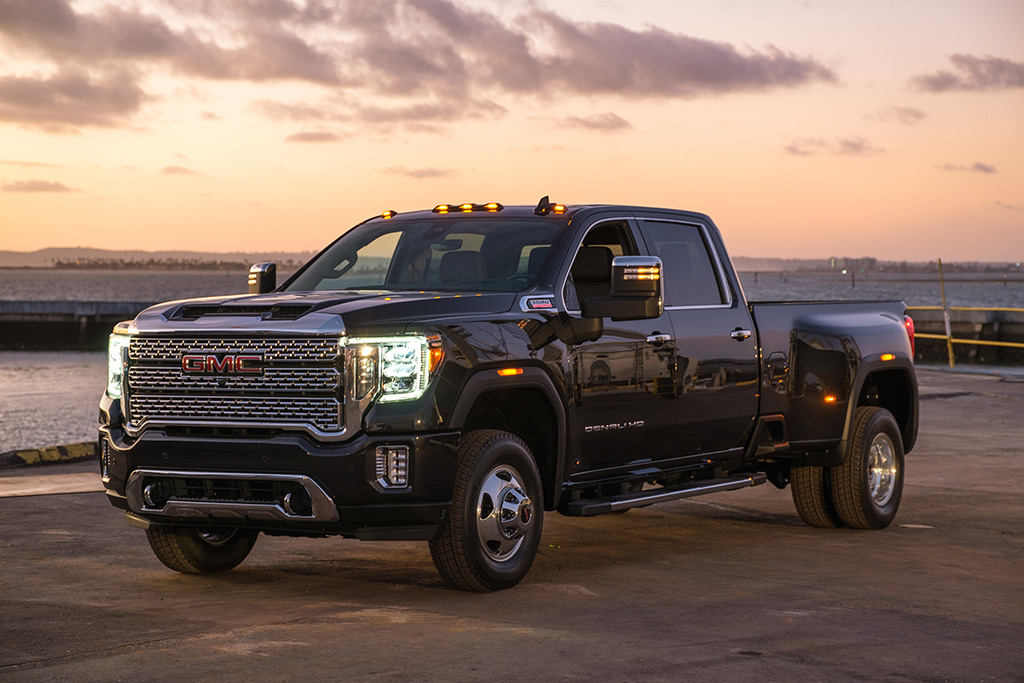 2020 GMC Sierra HD: First Look featured image large thumb0