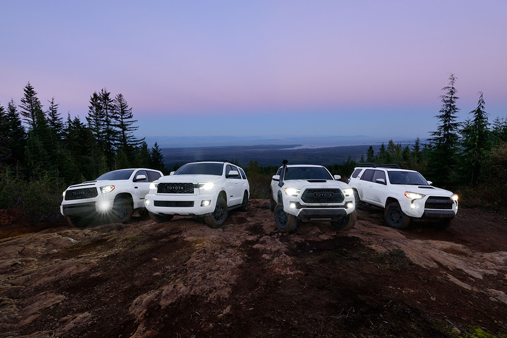2020 Toyota TRD Pro Trucks: First Look featured image large thumb0