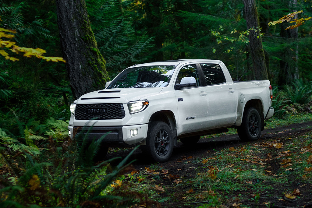 2020 Toyota TRD Pro Trucks: First Look featured image large thumb4