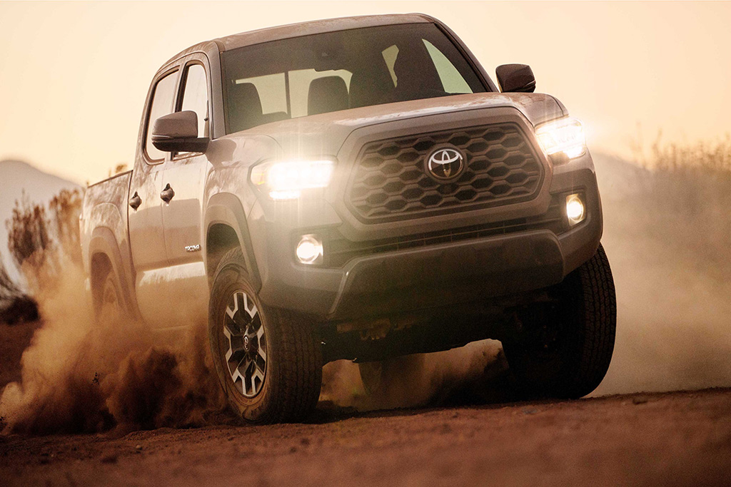 2020 Toyota Tacoma: First Look featured image large thumb2