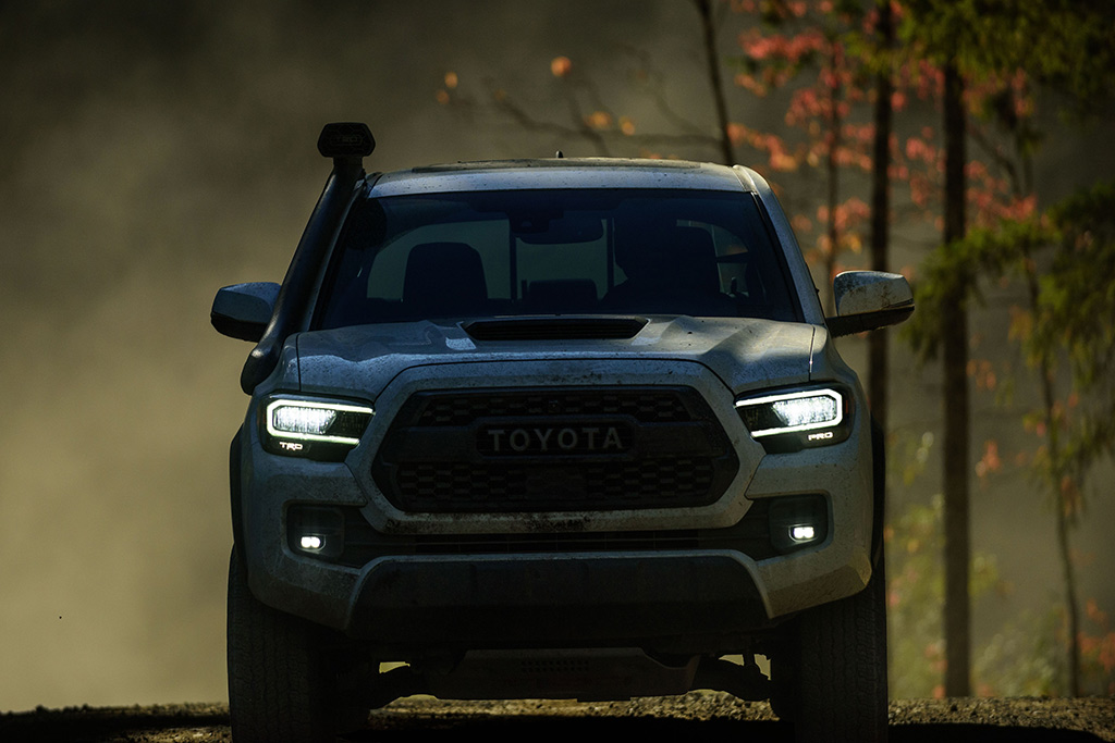 2020 Toyota Tacoma: First Look featured image large thumb1