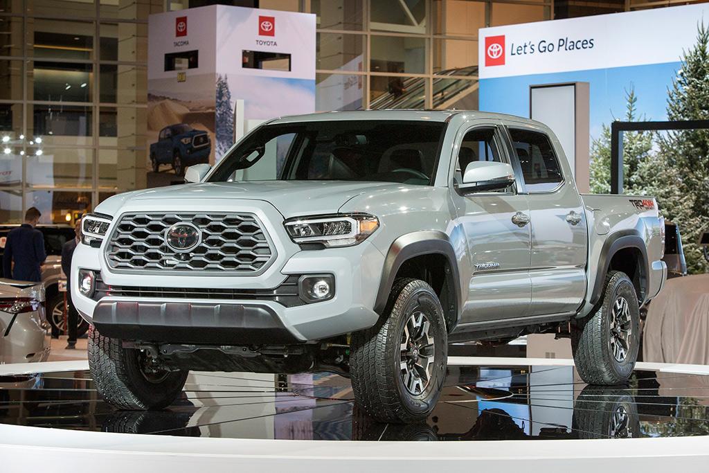 2020 Toyota Tacoma First Look Autotrader