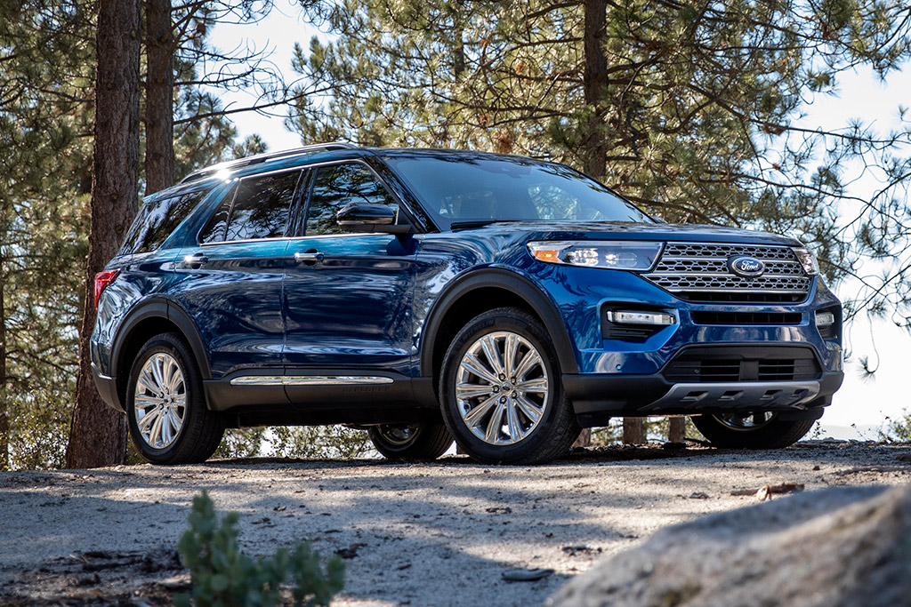 2020 Ford Explorer: First Look featured image large thumb8