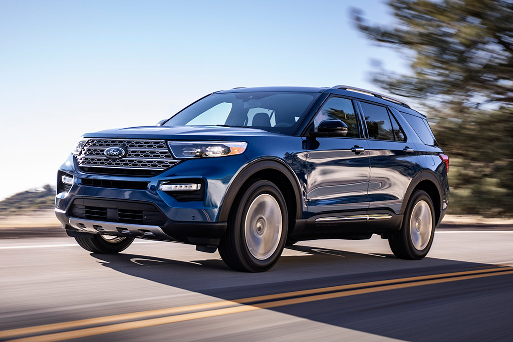 2020 Ford Explorer: First Look featured image large thumb0