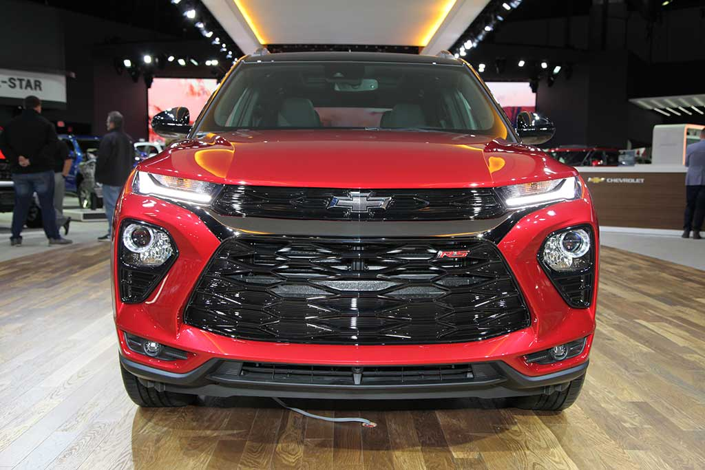 2021 Chevrolet Trailblazer: First Look featured image large thumb3