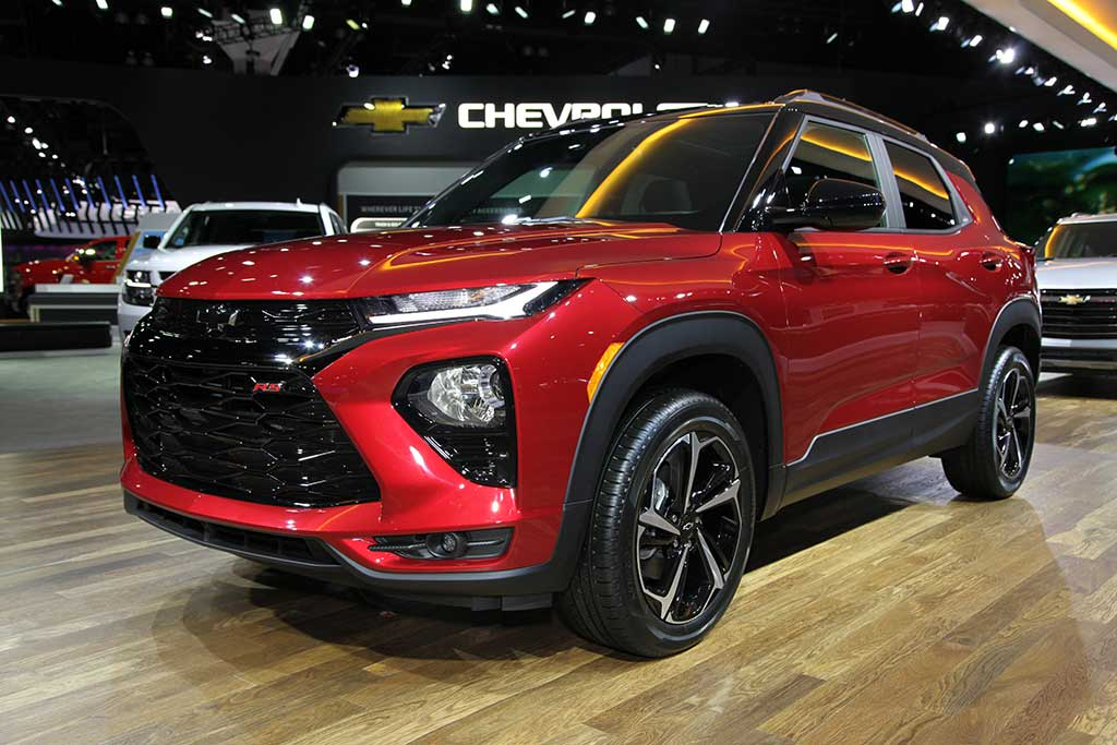 2021 Chevrolet Trailblazer: First Look featured image large thumb4