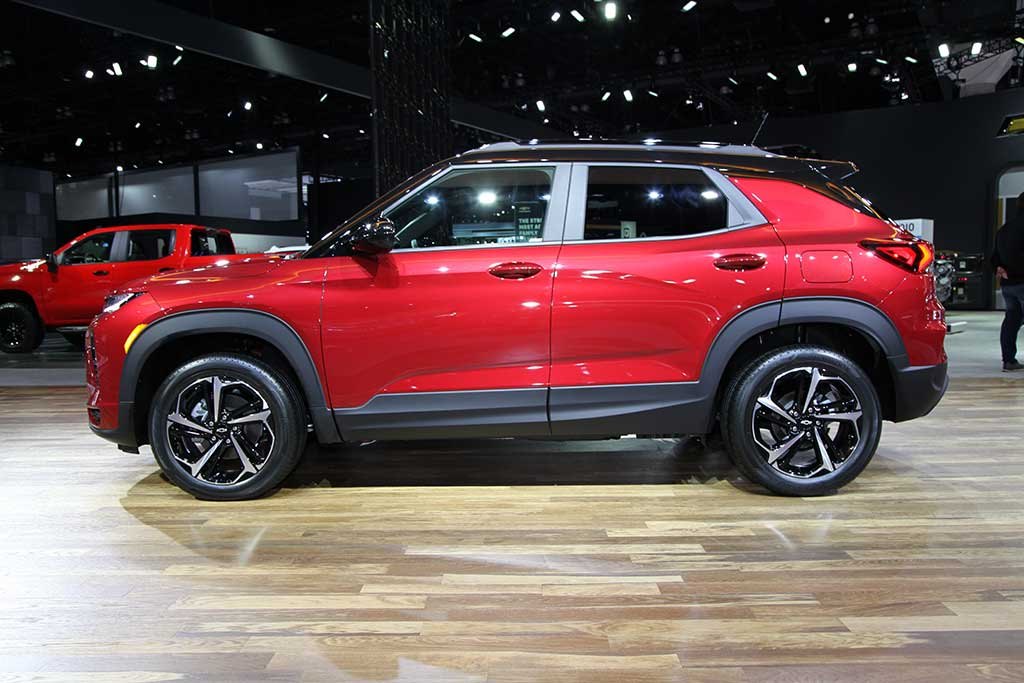 2021 Chevrolet Trailblazer: First Look featured image large thumb5
