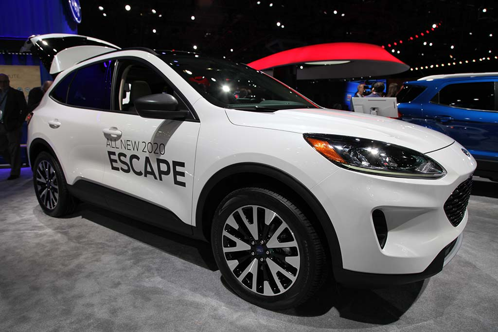 2020 Ford Escape: First Look featured image large thumb0