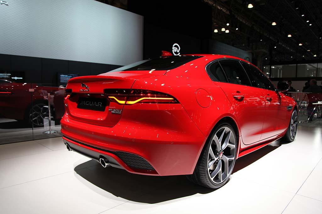 2020 Jaguar Xe First Look Autotrader