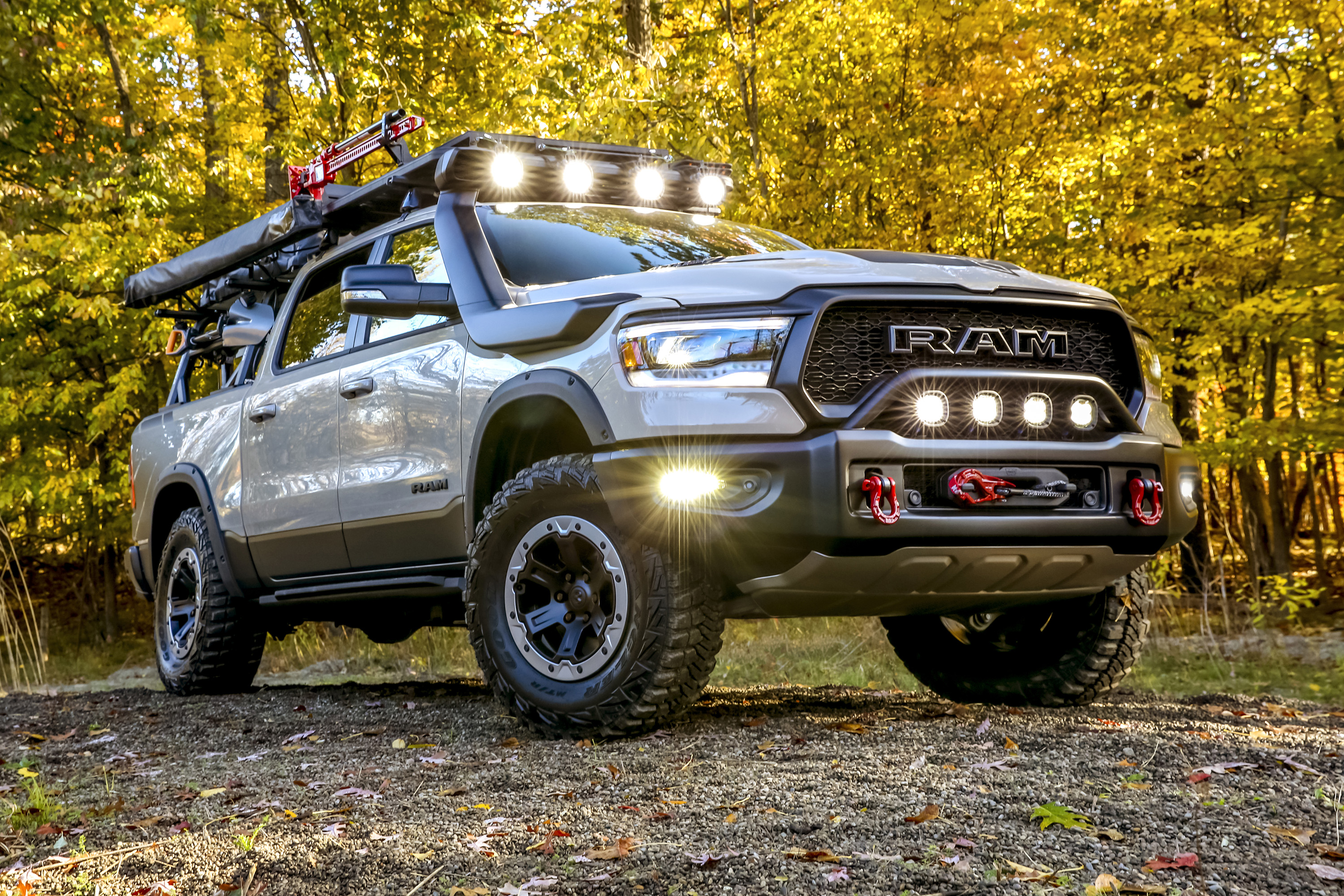 Ram 1500 Accessories >> Cool Accessories For The 2020 Ram 1500 Autotrader