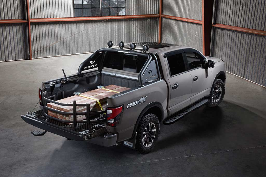 Cool Accessories for the 2020 Nissan Titan featured image large thumb0