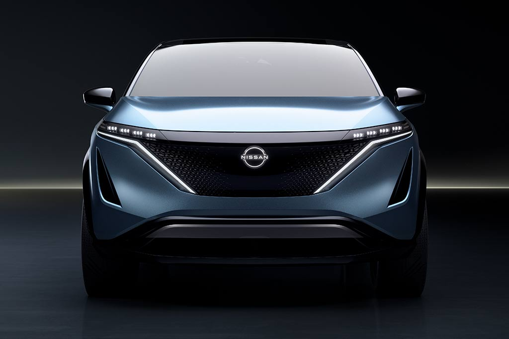 Nissan Ariya: First Look featured image large thumb1