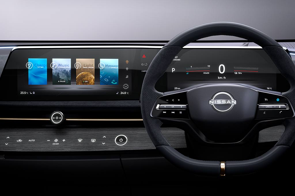 Nissan Ariya: First Look featured image large thumb6