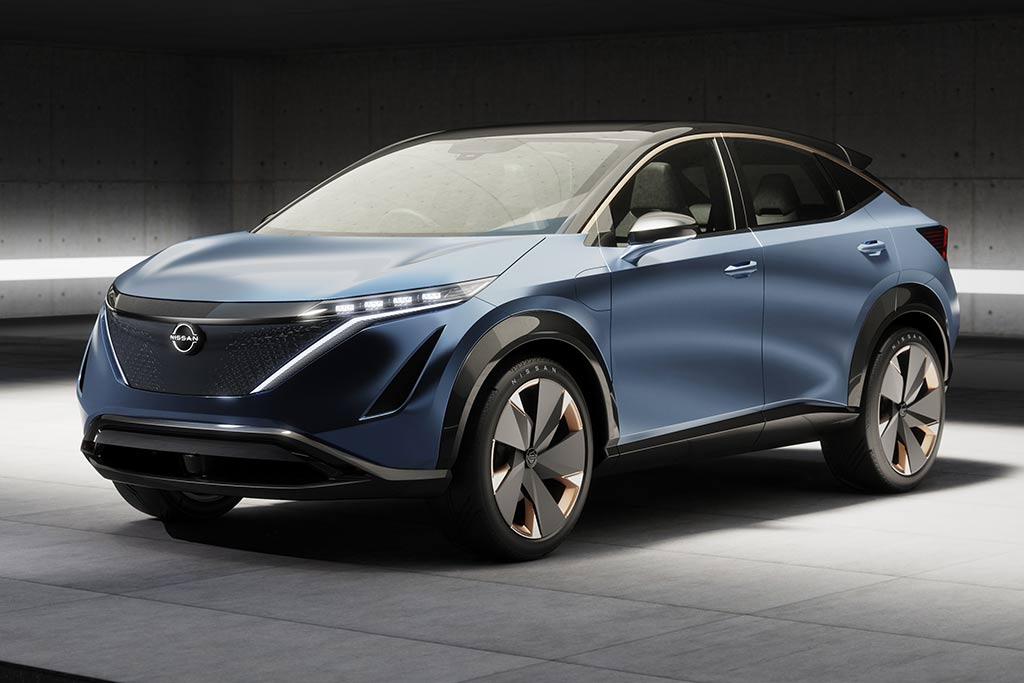 Nissan Ariya: First Look featured image large thumb8