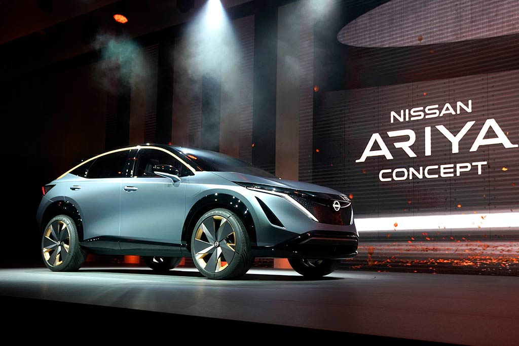 Nissan Ariya: First Look featured image large thumb0