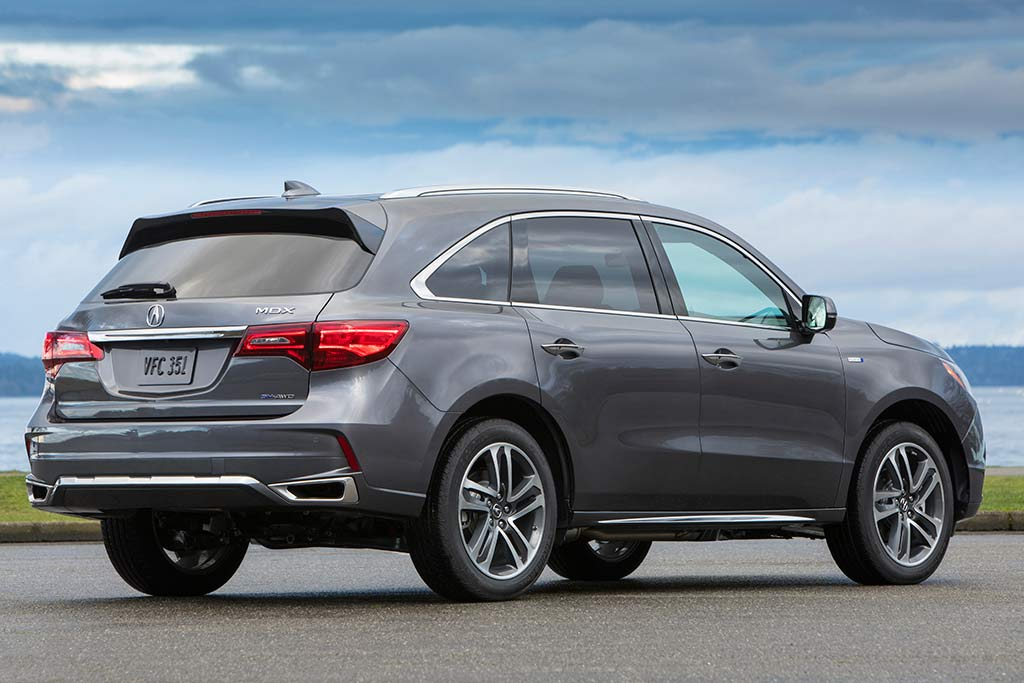 2018 Acura Mdx Sport Hybrid New Car Review Featured Image Large Thumb2