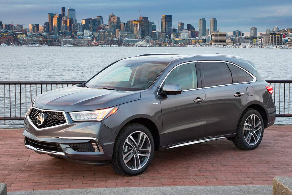 2018 Acura Mdx Sport Hybrid New Car Review Featured Image Large Thumb0