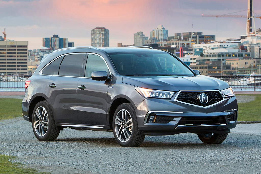 2018 Acura Mdx Sport Hybrid New Car Review Featured Image Large Thumb3