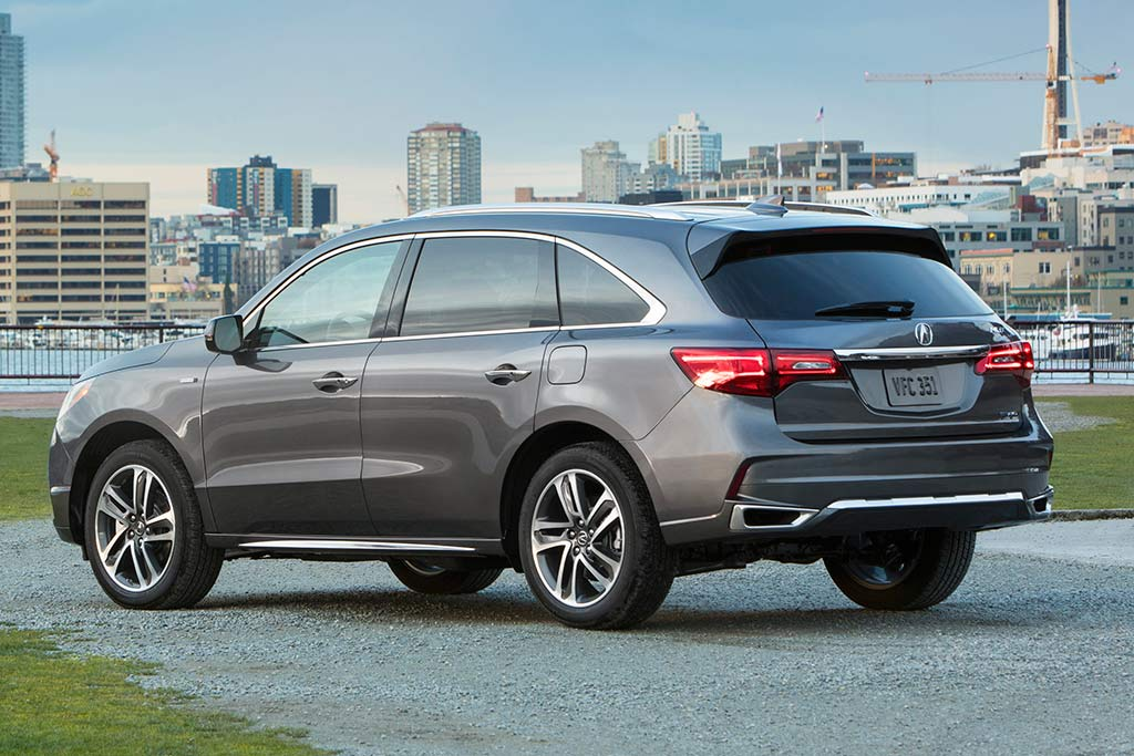 2018 Acura Mdx Sport Hybrid New Car Review Featured Image Large Thumb4