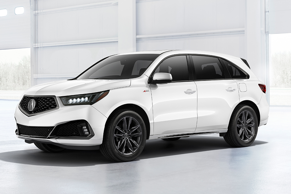 2019 Acura MDX: New Car Review featured image large thumb0