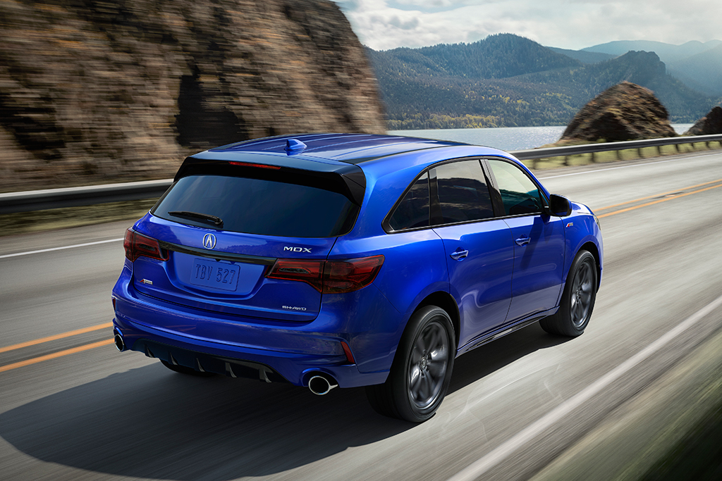 2019 Acura MDX: New Car Review featured image large thumb2