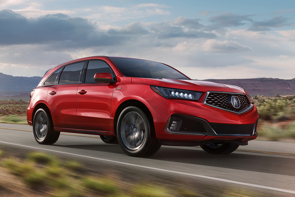 2019 Acura MDX: New Car Review featured image large thumb1