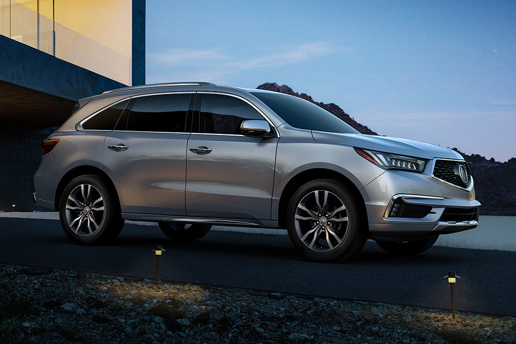 2019 Acura MDX: New Car Review featured image large thumb5