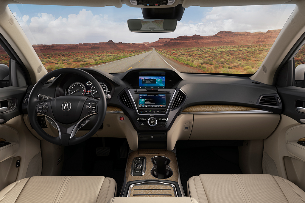 2019 Acura MDX: New Car Review featured image large thumb3