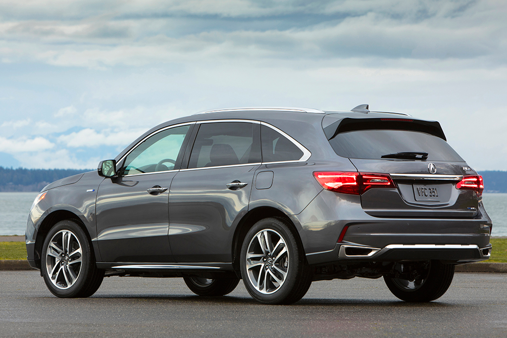 2019 Acura MDX Sport Hybrid: New Car Review featured image large thumb4