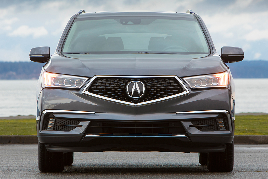 2019 Acura Mdx Sport Hybrid New Car Review Featured Image Large Thumb5