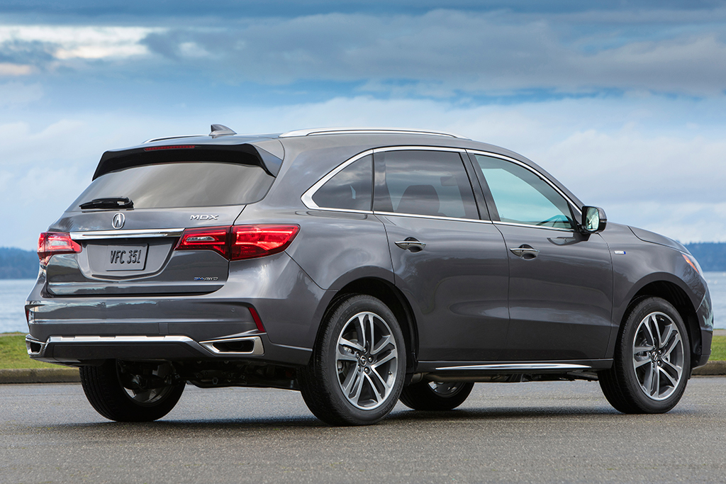 2019 Acura Mdx Sport Hybrid New Car Review Featured Image Large Thumb1