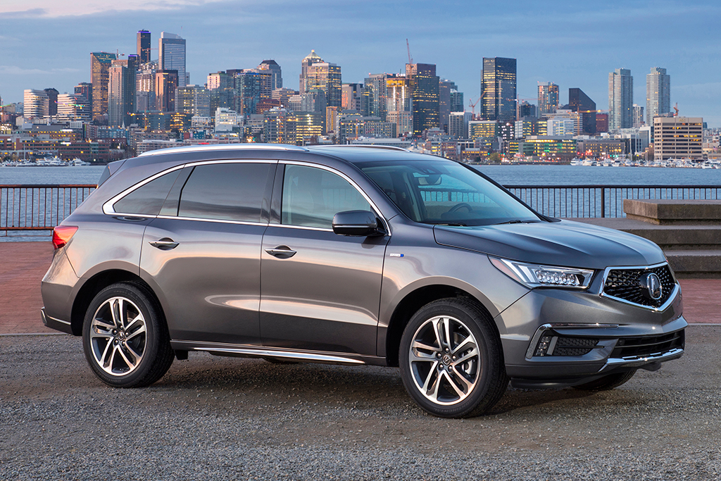 2019 Acura MDX Sport Hybrid: New Car Review featured image large thumb2