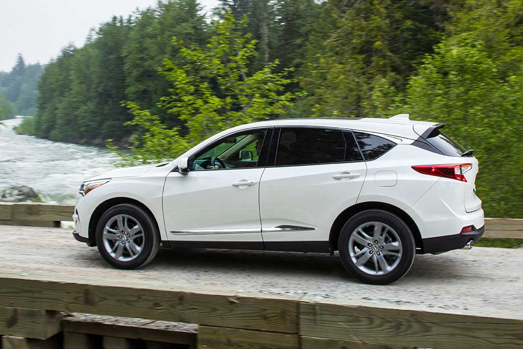 2019 acura rdx  new car review