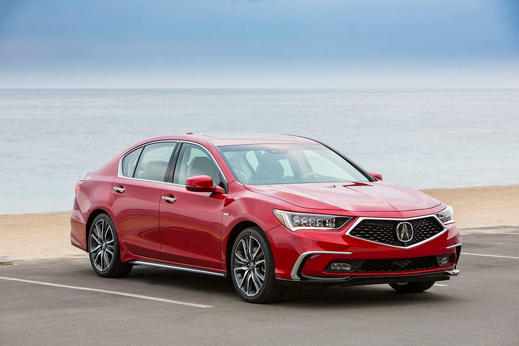 2020 Acura RLX Review featured image large thumb0