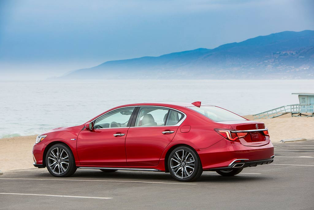 2020 Acura RLX Review featured image large thumb4