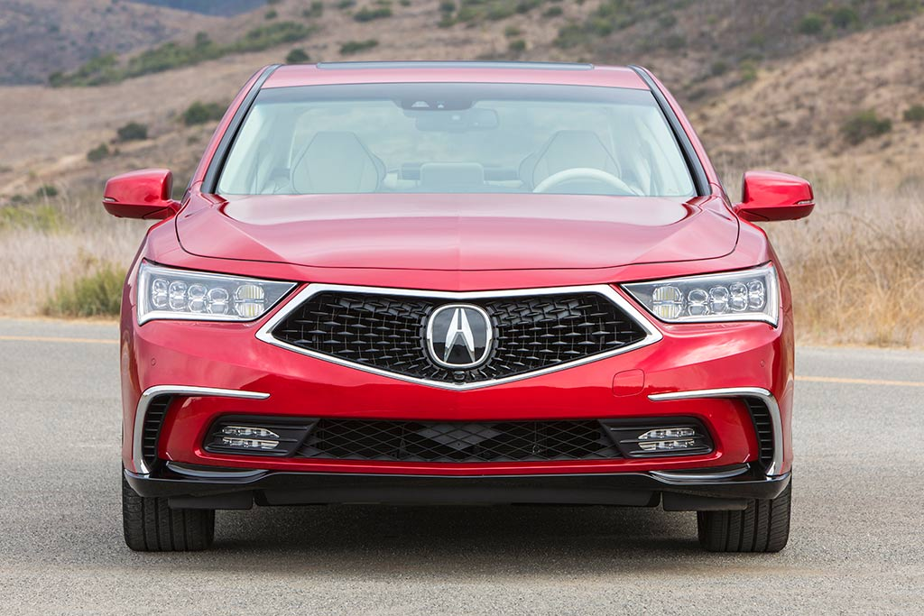 2020 Acura RLX Review featured image large thumb1