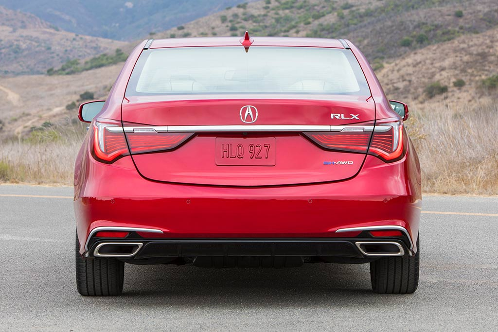 2020 Acura RLX Review featured image large thumb3