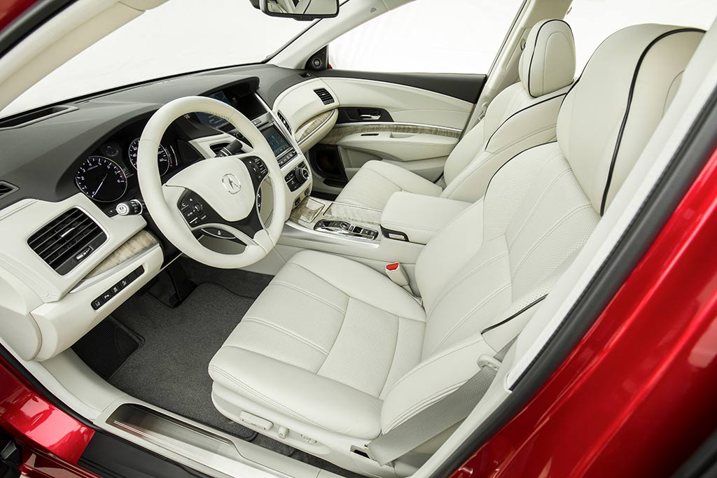 2020 Acura RLX Review featured image large thumb7