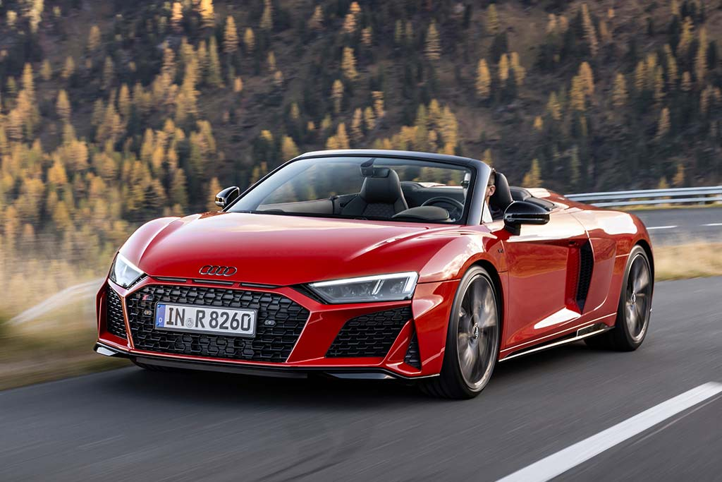 2020 Audi R8 Review featured image large thumb5