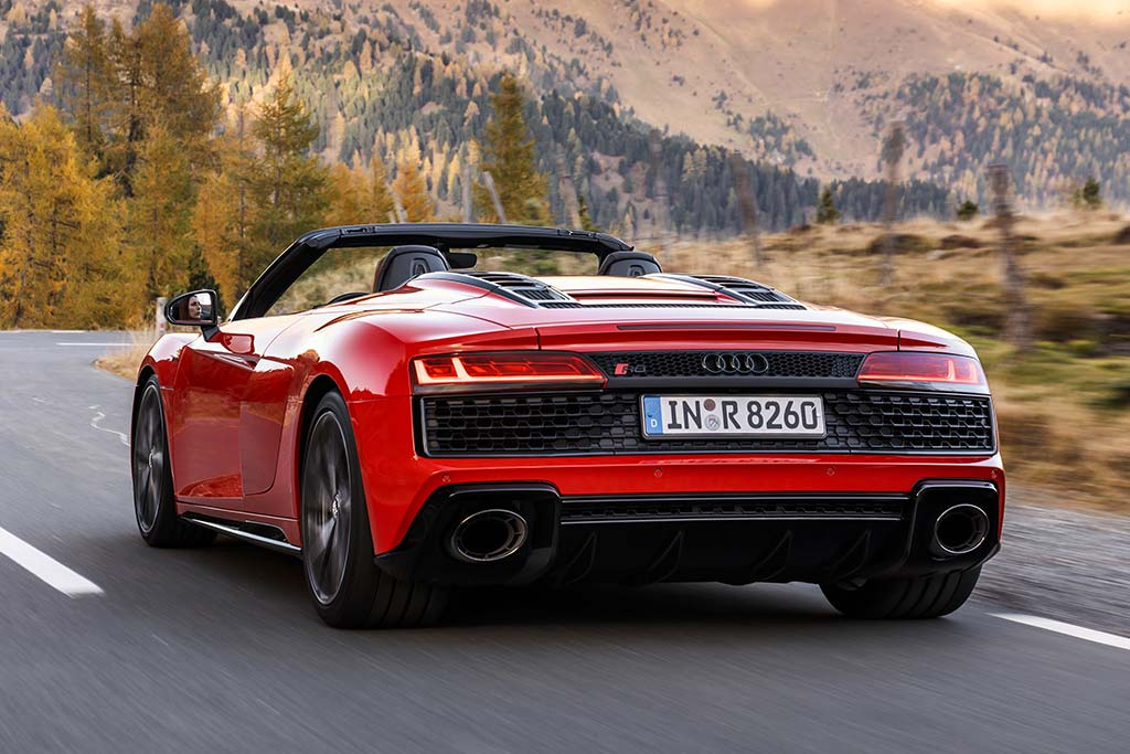 2020 Audi R8 Review featured image large thumb6